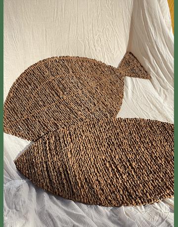 Portacaliente pescado