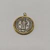 Medalla San Benito Dorada