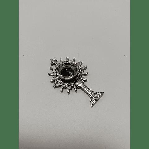 Pin / Boton  Santisimo Sacramento (JHS)