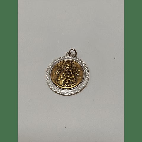 Medalla María Dorada