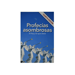 Profecías Asombrosas | Rafael Arango Rodriguez