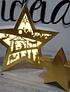 Luminária  Estrela Presépio