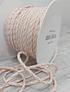 Cordão de algodão 2 cores
