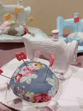 Kit Alfineteira Máquina de Costura