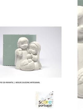 Presépio 3D Infantil