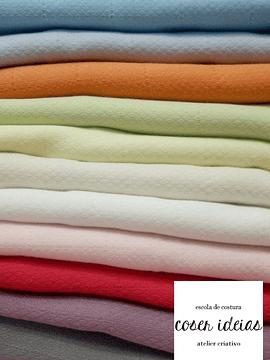 Fralda dupla 100% algodão