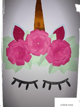 Kit decoração unicornio