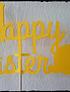 Happy Easter_Topo de bolo