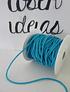 Cordão de algodão  3 mm