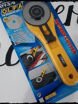 Cortador Rotativo 60mm Olfa