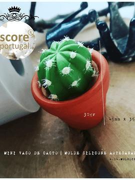 Mini Vaso Cacto