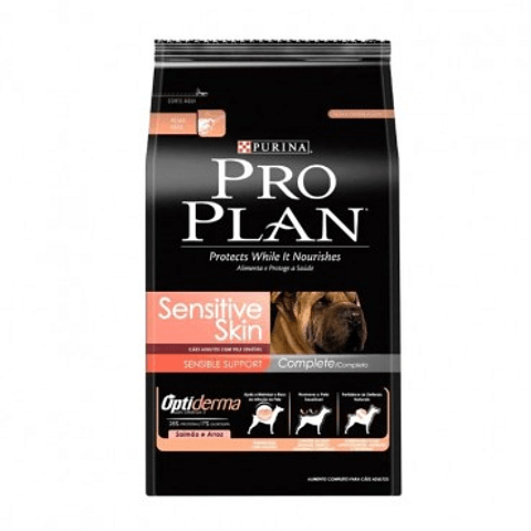 Proplan Sensitive Skin Salmón