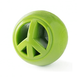 PLANET DOG ORBEE-TUFF® NOOKS - GREEN PEACE SIGN
