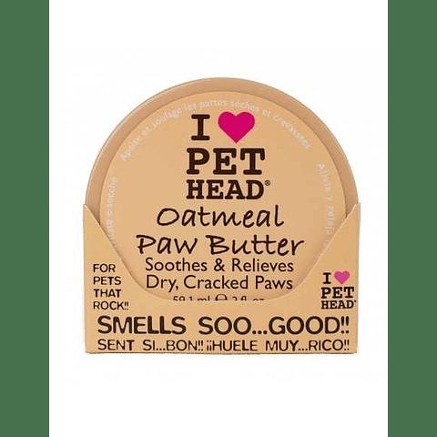 I Love Pet Head POMADA DE HARINA DE AVENA PARA PATAS