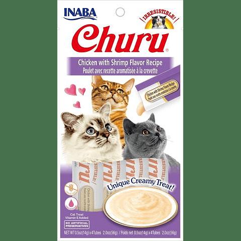 Churu Sabor Pollo con Camarones