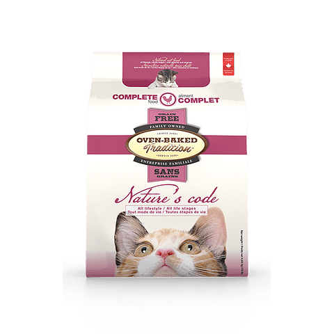 OVEN BAKED NATURE´S CODE 2.27 Kg