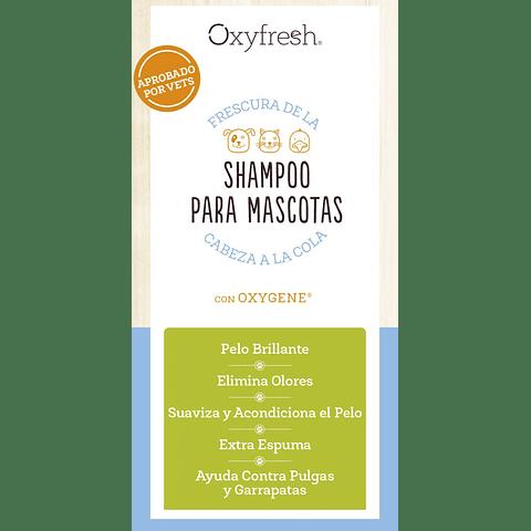 Oxyfresh® Shampoo Mascotas