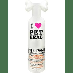 I Love Pet Head WHITE PARTY BRIGHTENING SHAMPOO 354ml