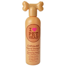 I Love Pet Head Oatmeal Natural Shampoo 354ml