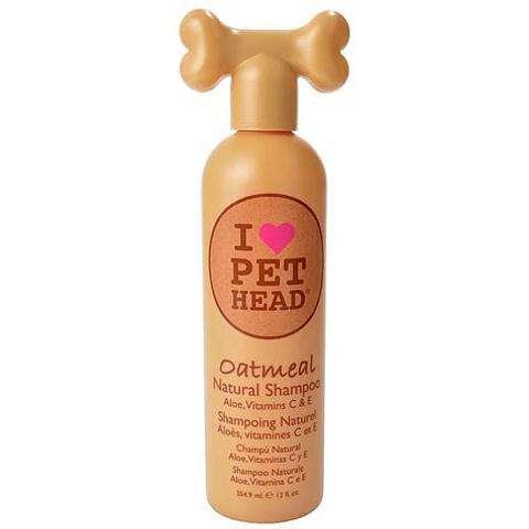 I Love Pet Head Oatmeal Natural Shampoo 354ml