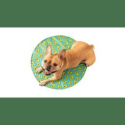 GF Pet Ice-Mat Redondo Avocado/ Palta/ Aguacate