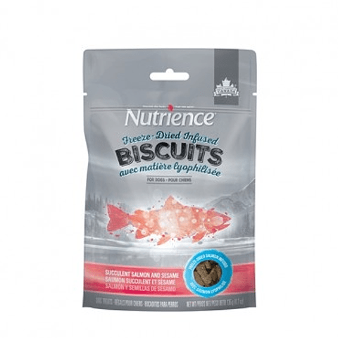 NUTRIENCE INFUSION BISCUITS SALMÓN Y SÉSAMO