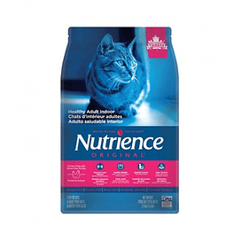 NUTRIENCE ORIGINAL CAT ADULT INDOOR HAIRBALL