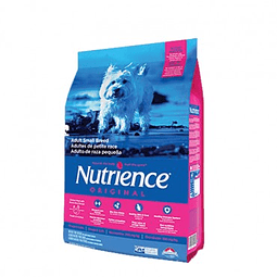 NUTRIENCE ORIGINAL ADULT SMALL BREED CANINO