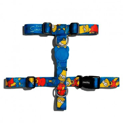 ZEE.DOG BART SIMPSON DOG H HARNESS