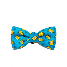 ZEE.DOG BART SIMPSON DOG BOW TIE