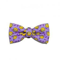 ZEE.DOG LISA SIMPSON DOG BOW TIE