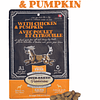 OVEN BAKED CHICKEN AND PUMKIN DOG TREATS