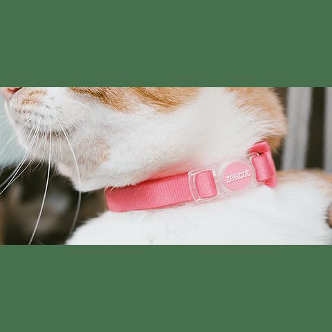 ZEE.CAT NEOPRO BUBBLEGUM CAT COLLAR
