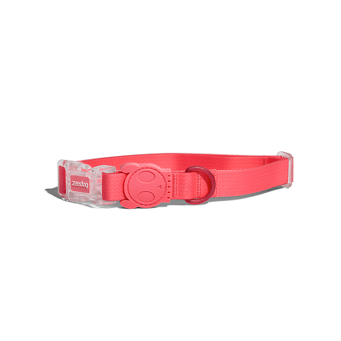 Zee.Dog Neopro Bubblegum Dog Collar