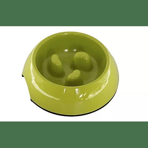 Mascan Plato Anti-ahogo Verde