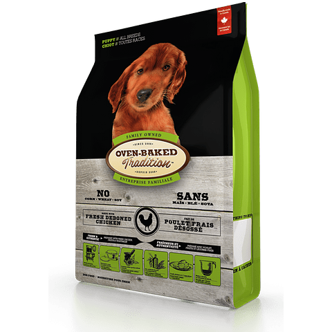 Oven-Baked TRADITION PUPPY ALL BREEDS-CHICKEN
