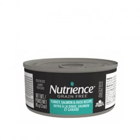 Nutrience SUBZERO FELINO PAVO-SALMÓN-PATO