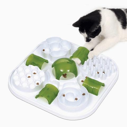 Cat it Play Treat Puzzle