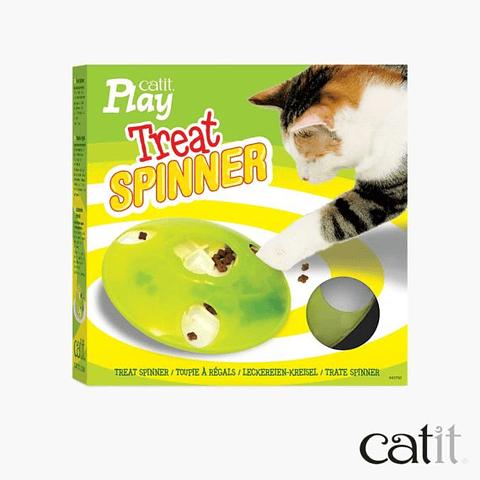 Cat it Play Treat Spinner