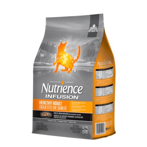 Nutrience Infusion Cat Adulto Saludable 2.27 Kg