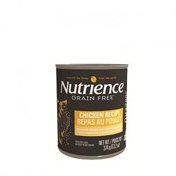 Nutrience Grain Free Pollo 374 grs