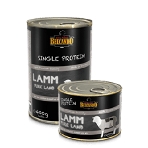 Belcando Alimento Húmedo Single Protein Cordero