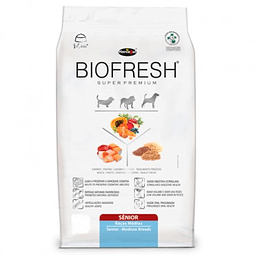 BIOFRESH SENIOR RAZAS MEDIANAS