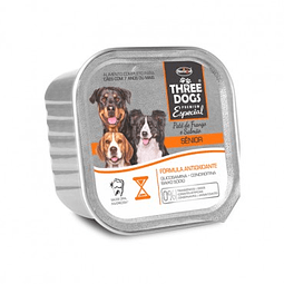 THREE DOGS PATÉ SENIOR