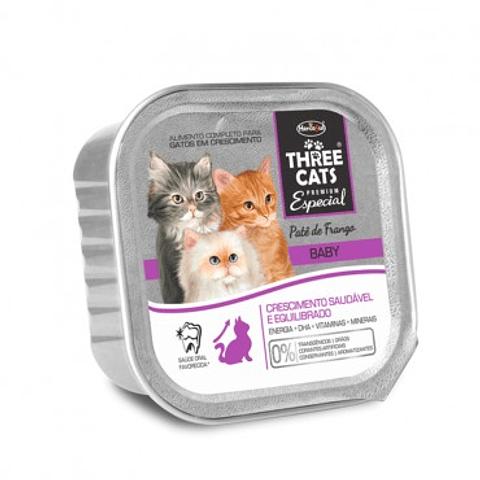 Three Cats Baby