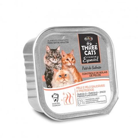 Three Cats Control Bolas de Pelos