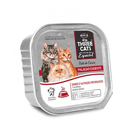 Three Cats Paladar Exigente