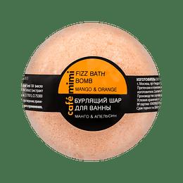 Bomba de baño Mango y Naranja 120 gr