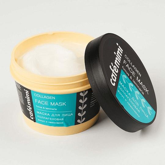Mascarilla facial de colágeno 110 ml