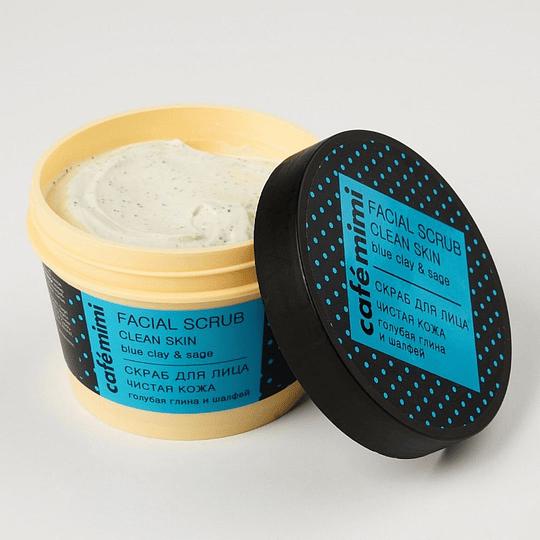 Exfoliante facial Piel limpia 110 ml